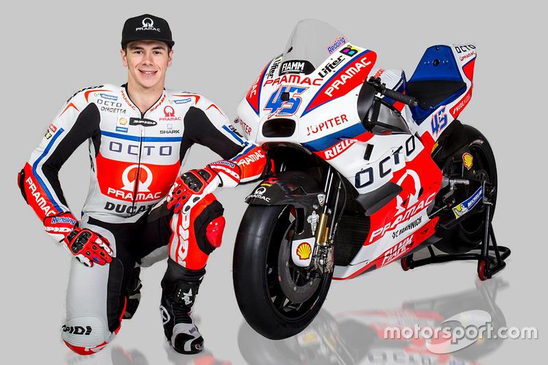 Scott Redding, Pramac Racing Ducati