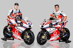 Scott Redding ve Danilo Petrucci, Pramac Racing Ducati