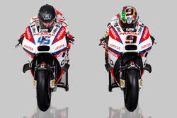 Scott Redding et Danilo Petrucci, Pramac Racing Ducati