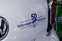 احتفال فولكسفاغن موتورسبورت بالذكرى الـ50