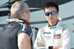 Yufeng Luo, Pabst Racing