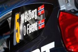 Ford Fieste WRC Detail