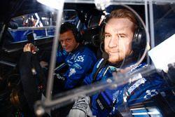 Мадс Остберг и Ола Флене, M-Sport World Rally Team, Ford Fiesta WRC