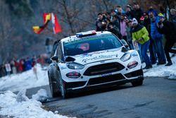 Bryan Bouffier, Victor Belloto, M-Sport 车队,福特Fiesta WRC