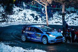 Eric Camilli, Nicolas Klinger, M-Sport World Rally Team, Ford Fiesta WRC