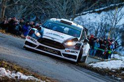 Ott Tanak, Raigo Molder, DMACK World Rally Team, Ford Fiesta WRC
