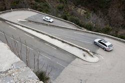 Le famose strade del rallye di Monte-Carlo