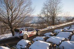 Bryan Bouffier、Victor Bellotto, M-Sport车队,福特Fiesta WRC