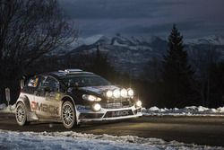 Ott Tanak e Raigo Molder, DMACK World Rally Team