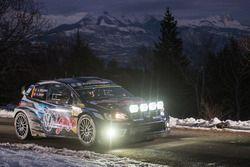 Andreas Mikkelsen e Anders Jäger, Volkswagen Polo WRC, Volkswagen Motorsport