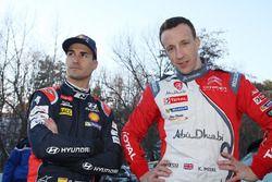 Daniel Sordo, Hyundai Motorsport, Kris Meeke, Citroën World Rally Team