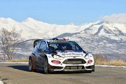 Bryan Bouffier, Victor Bellotto, M-Sport Ford Fiesta WRC