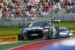 #19 BMW Sports Trophy Team Schubert BMW Z4 GT3: Claudia Hürtgen, Uwe Alzen