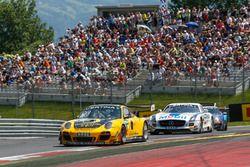 #36 GW IT Racing Team Schütz Motorsport Porsche 911 GT3 R: Phillip Eng, Klaus Bachler