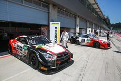 Dominic Jöst, Florian Scholze, MRS GT-Racing Nissan GT-R NISMO GT4