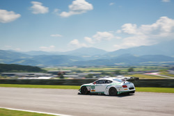 #8 Bentley Team HTP Bentley Continental GT3: Fabian Hamprecht, Clemens Schmid