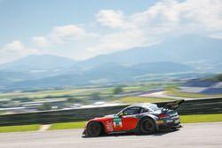 #80 BMW Sports Trophy Team Schubert BMW Z4 GT3: Jens Klingmann, Dominik Baumann