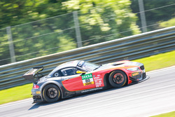 #80 BMW Sports Trophy Team Schubert BMW Z4 GT3: Jens Klingmann, Dominik Baumann