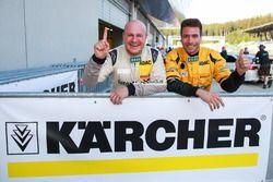 #25 Reiter Engineering Lamborghini Gallordo R-EX: Tomas Enge and #36 GW IT Racing Team Schütz Motors
