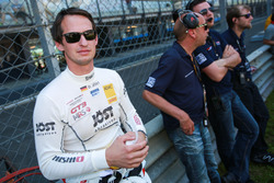 #22 MRS GT-Racing Nissan GT-R NISMO GT3: Dominic Jöst, Florian Scholze