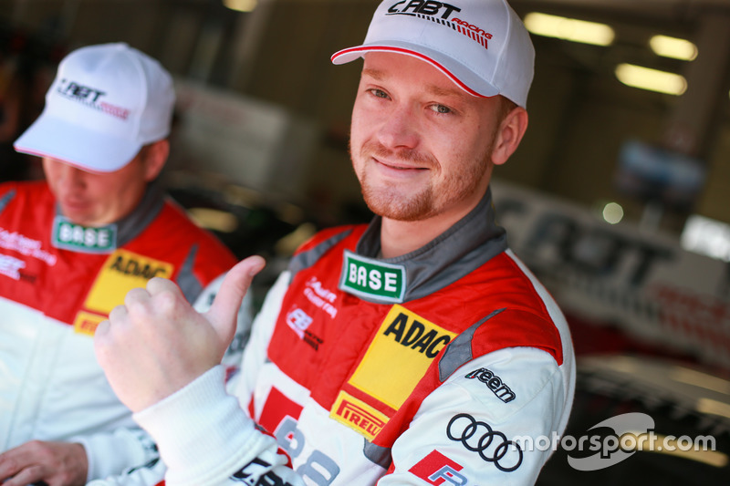 #3 C. Abt Racing Audi R8 LMS ultra: Andreas Weishaupt, Christer Jöns