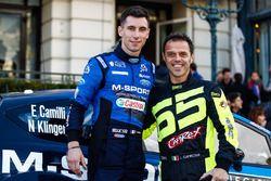 Eric Camilli und Loris Capirossi