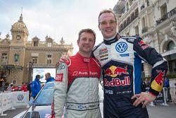 Jari-Matti Latvala, Volkswagen Motorsport, Allan McNish