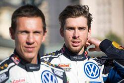 Julien Ingrassia, Anders Jäger, Volkswagen Motorsport