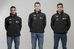 Raffaele De Rosa, Markus Reiterberger und Jordi Torres, Althea Racing