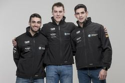 Raffaele De Rosa, Markus Reiterberger y Jordi Torres, Althea Racing