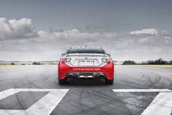 Der Toyota GT 86 V3 für die Nordschleife