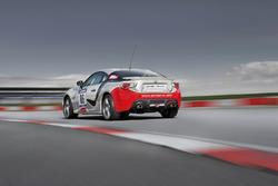 De Toyota GT 86 V3 voor de Nordschleife