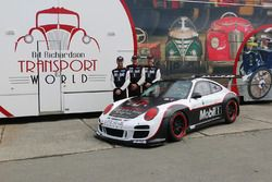 Chris van der Drift, Allan Dippie, Harrison O'Donnell, Mobil 1 New Zealand, Porsche 997 GT3 Cup