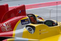 希恩·盖勒埃尔和安东尼奥·吉奥维纳齐的Eurasia赛车