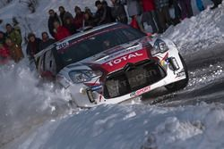 Quentin Gilbert, Renaud Jamoul, Citroën DS3 R6