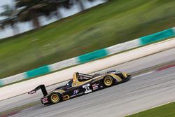 #21 Avelon Formula, Wolf Racing GB08: Denis Lian, Giorgio Maggi