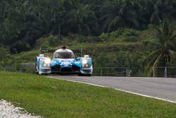 #25 Algarve Pro Racing Ligier JSP2: Michael Munemann, Dean Koutsoumidis, Jamie Winslow