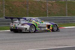 #92 Team AAI HubAuto Mercedes Benz SLS AMG GT3 : Han Chen Chen, Shinya Hosokawa, Hiroki Yoshimoto