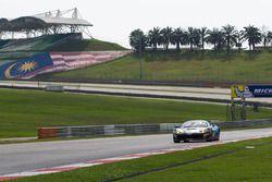 #27 Nexus Infinity Ferrari 458 GT3 : Joshua Hunt, Dominic Ang, Adrian D'Silva