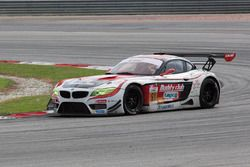 #91 Takımı AAI BMW Z4 GT3: Junsan Chen, Nobuteru Taniguchi, Ollie Millroy