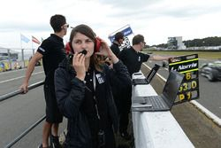 Ambiance on the pitwall