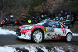 Стефан Лефевр и Габин Моро, Citroën DS3 WRC, Citroën World Rally Team