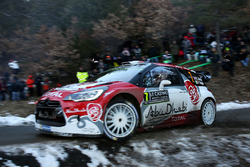 Крис Мик и Пол Нэгл, Citroën DS3 WRC, Citroën World Rally Team