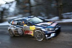 安德利亚斯·米克尔森、安德斯·贾格尔,大众Polo WRC车队,大众车队