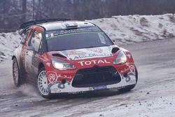 斯蒂芬·勒菲弗尔、加宾·莫罗,雪铁龙DS3 WRC,雪铁龙WRC车队