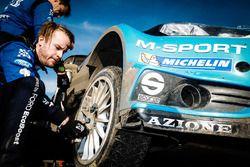 Мадс Остберг, M-Sport Ford Fiesta WRC