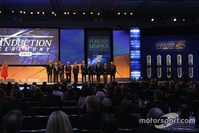 2016 NASCAR Hall of Fame induction