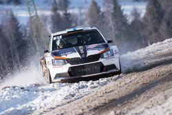 Teemu Suninen, Mikko Markkula, 斯柯达Fabia R5
