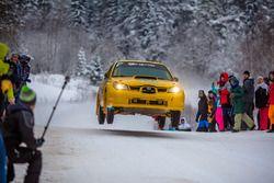 Григорий Трегубов и Матвей Безруков, Subaru Impreza WRX STi