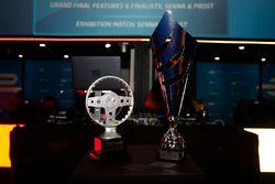 Race Off trophies